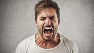 مراحل خشم چیست