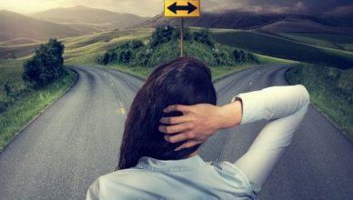 ترس از گرفتن تصمیمها