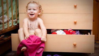 استقلال و مراحل رشد کودکان 1 تا 3 ساله
