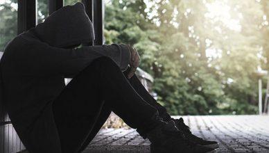 ویدیو فرد افسرده که در تحرک او کاهش محسوسی ایجاد شده